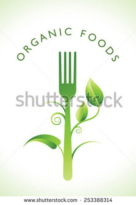 Most natural and organic food possible